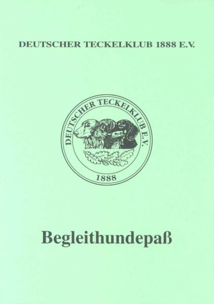 Begleithundeprüfung & Begleithundepass